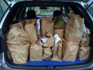 Donations from Talavera Homeowners