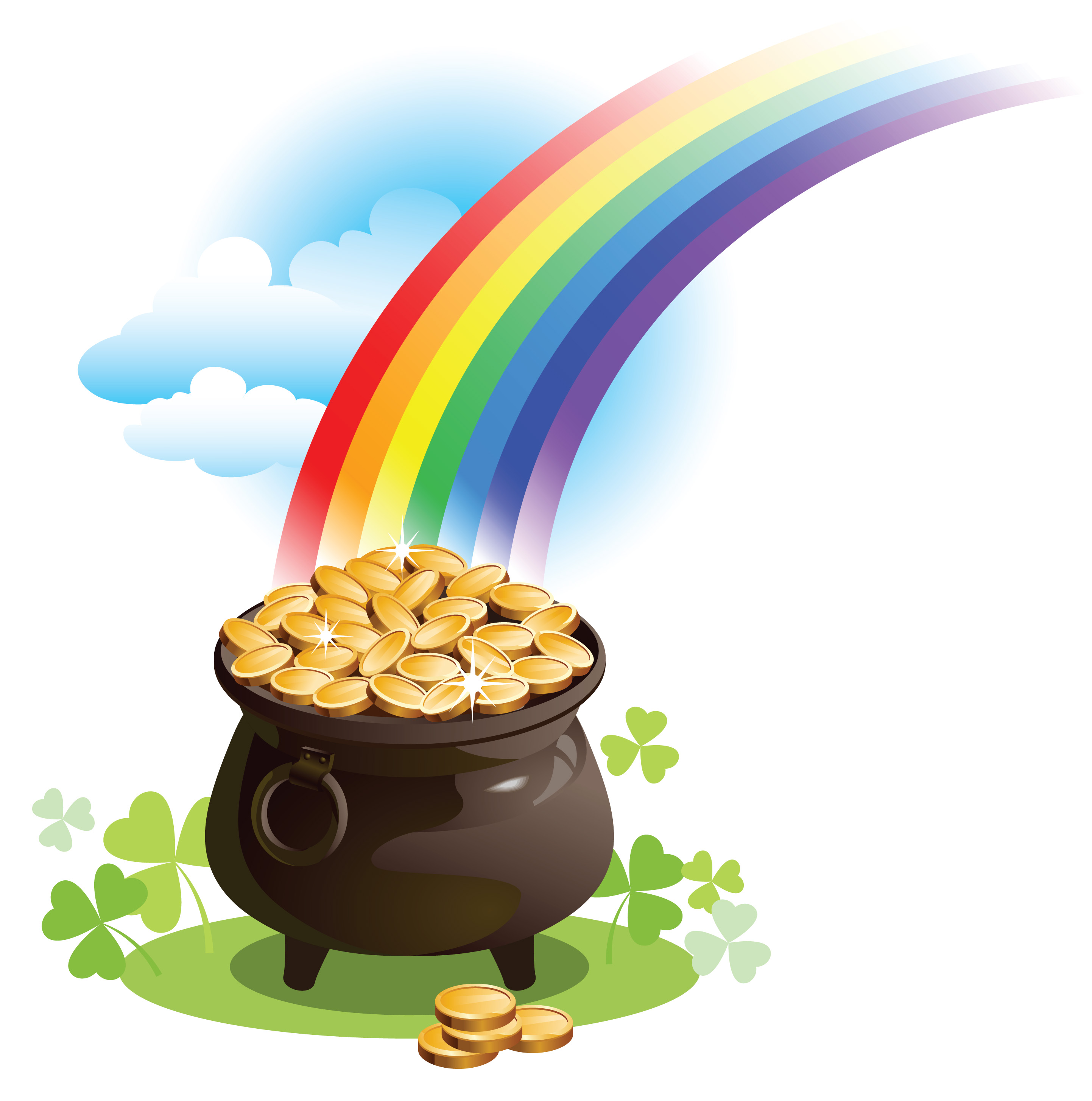 Get Out & Enjoy St. Patrick's Day - Find Your Pot of Gold ...
