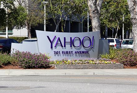 Yahoo in Sunnyvale