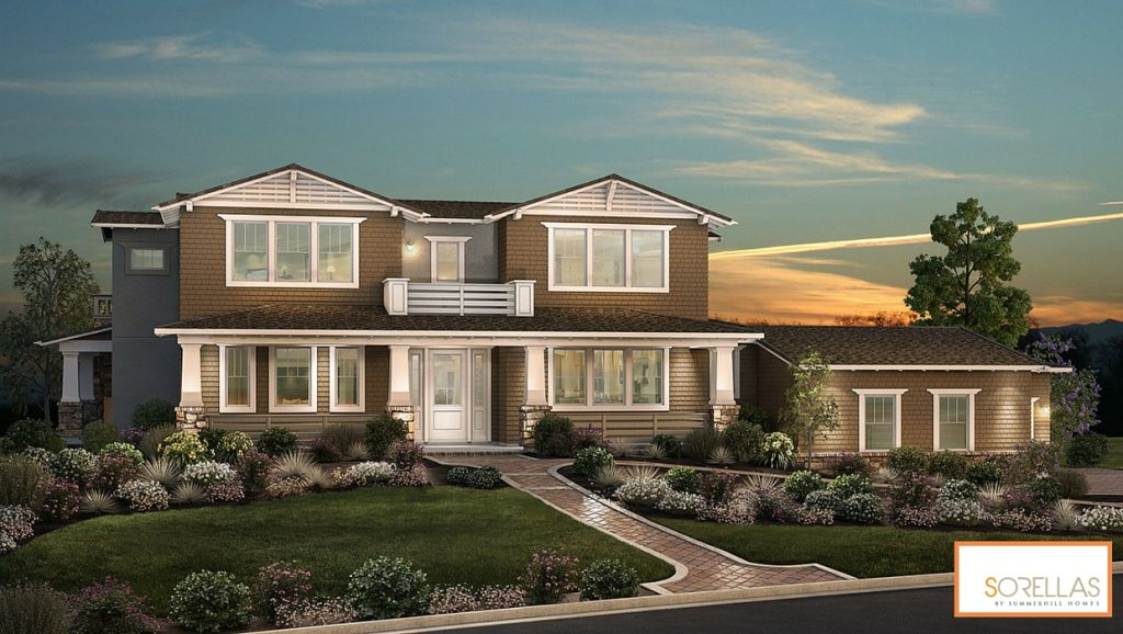Sorellas Lot 11 - Residence Plan 4 Bungalow