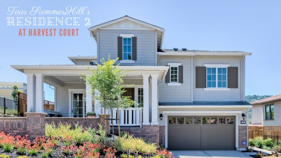 Featured Home- Residence 2 at Harvest Court