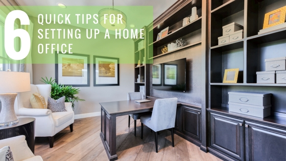 SHH - 6 Tips Home Office