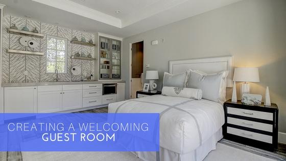 SHH - Guest Room Tips