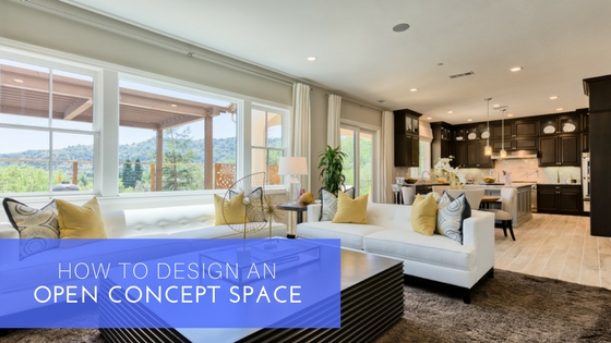 SHH - Design an Open Concept Space