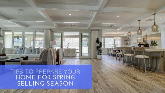 SHH - Tips for Spring Selling