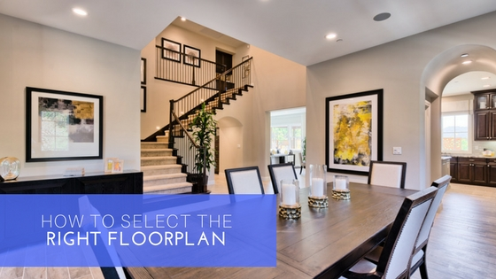 SHH - How to select right floorplan