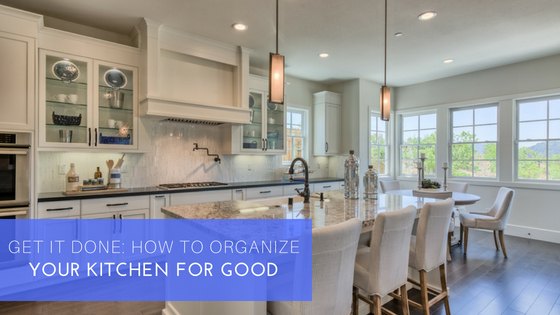 SHH - Organize Kitchen for good