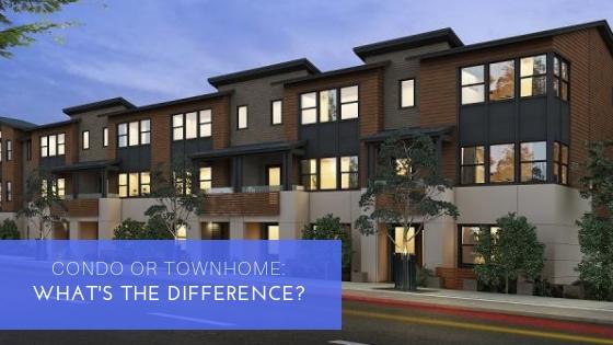 SHH - Condo vs Townhome