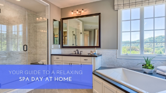 SHH - Guide to At Home Spa Day