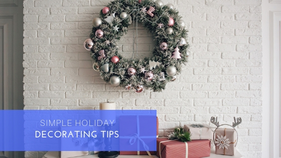 SHH - Simple Holiday Tips