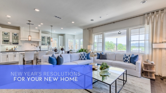 SHH - Near Year's Resolutions for Home