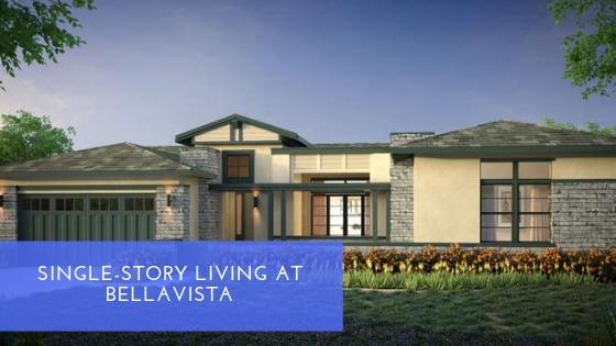 SHH - Single Story Living at Bellavista