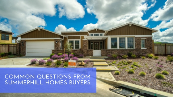SHH - Common Questions from SHH buyers