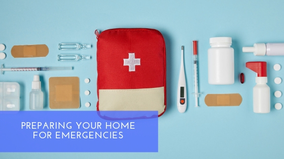 Preparing Home for Emergencies