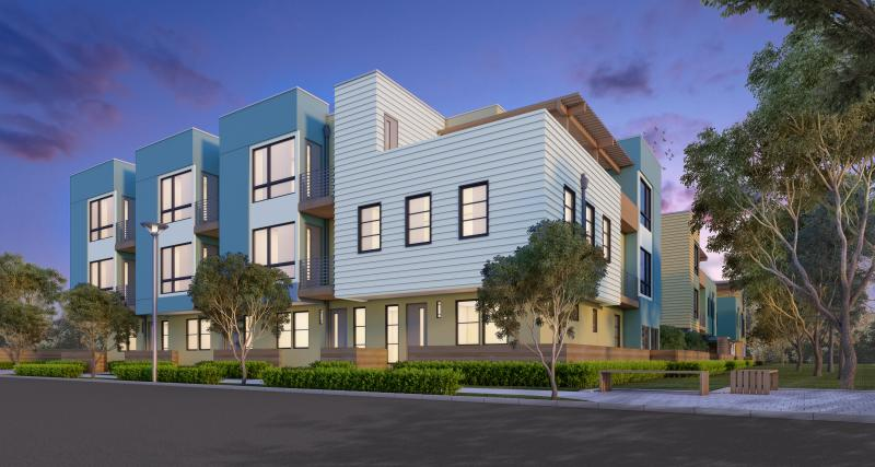 Waverly Cove, New Townhomes in Foster City