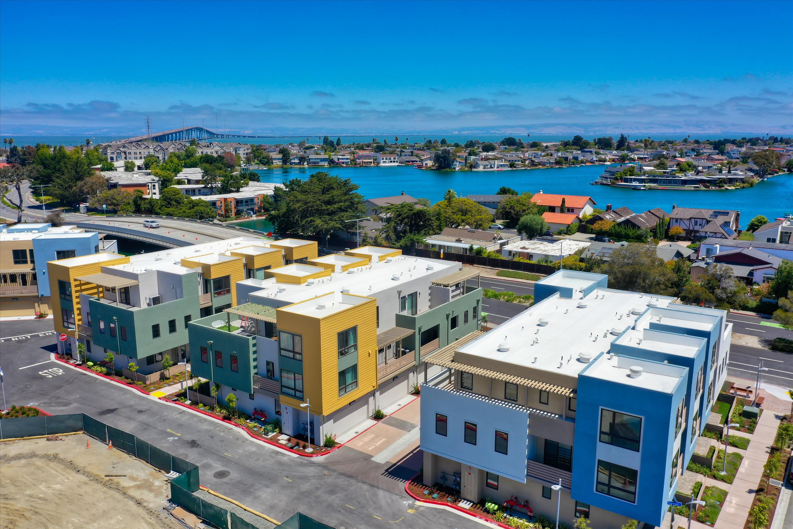 Waverly Cove - New Townhomes in Foster City